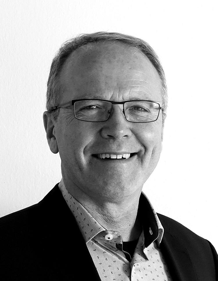 """Harald Schmitt, verantwortlich für den Bereich """"Clients and Markets"""""""